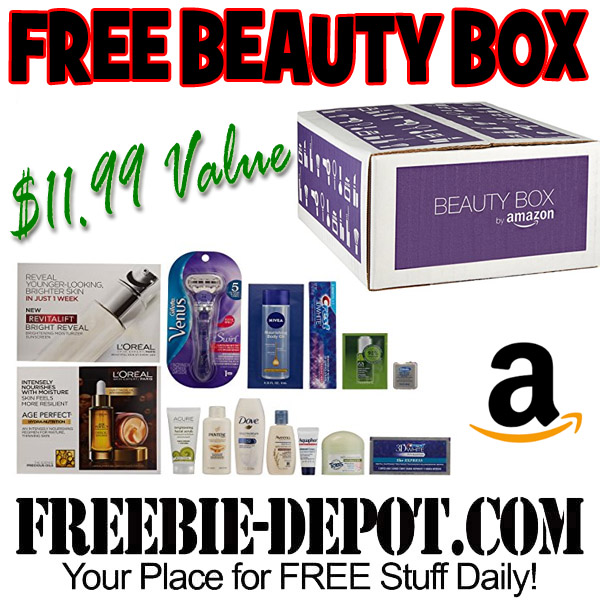 free-beauty-box-amazon
