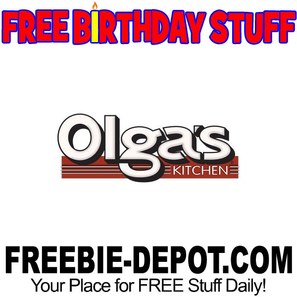 Olga Kitchen: Freebie Depot