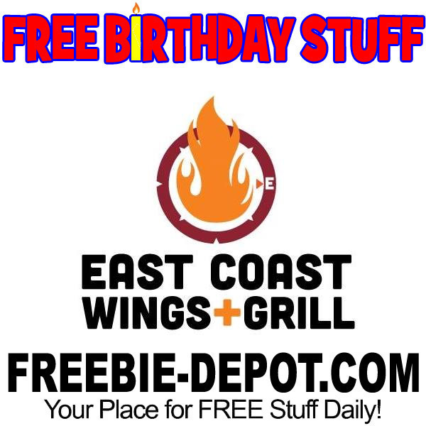 Free Food on Your Birthday