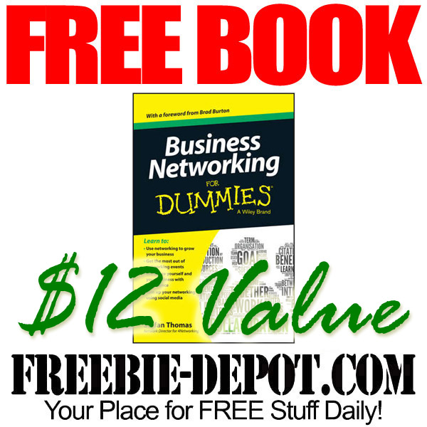 free-book-dummies-networking