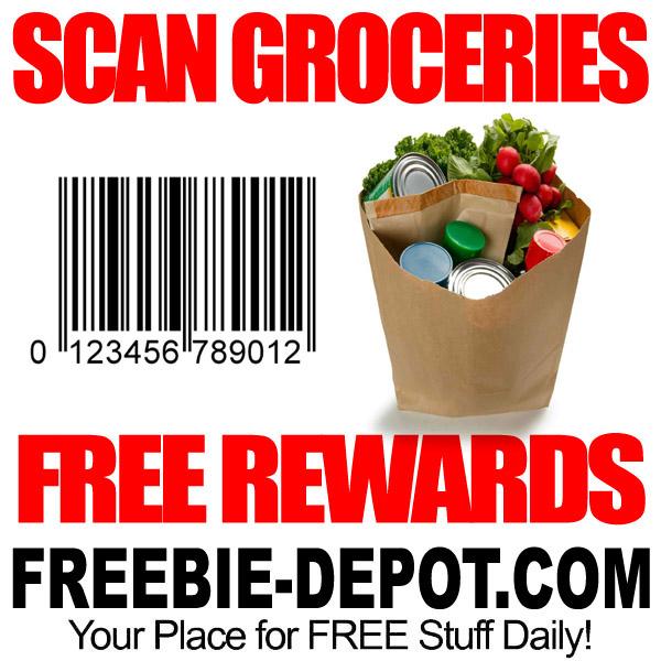 Free-Grocery-Scanning-Rewards