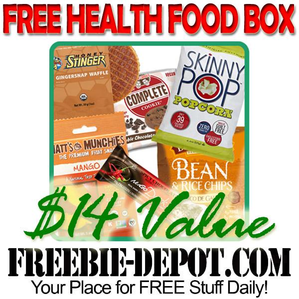 free-health-food-box