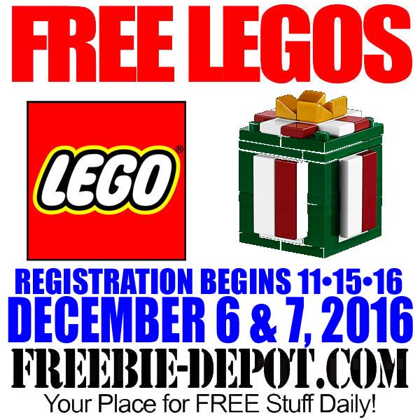 free-lego-present