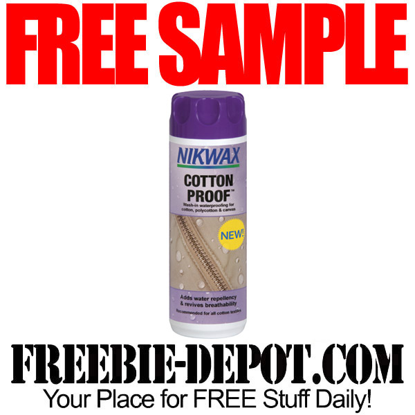 free-sample-cotton-proof