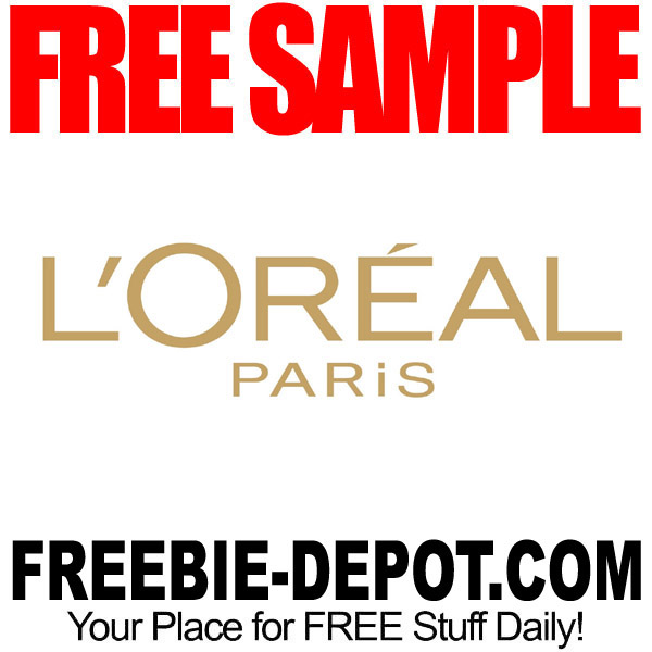 Free-Sample-LOreal-Paris
