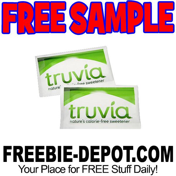 FREE SAMPLE – Truvia Sweetener – 2 FREE Sample Packets!