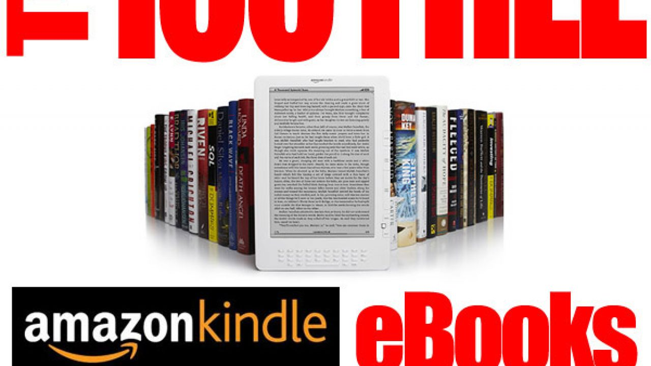 Top 100 FREE Kindle Books – Self Updating | Freebie Depot