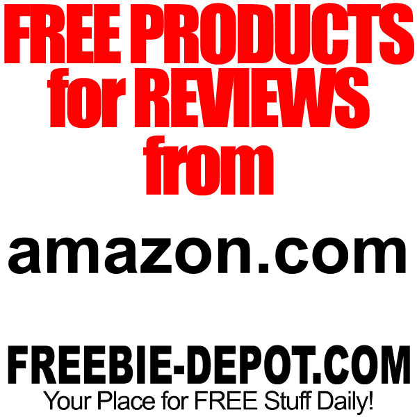 Free-Amazon-Products