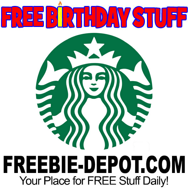 Sign Up For My Starbucks Rewards And You Will Get A FREE Drink Or Food Treat Your Birthday
