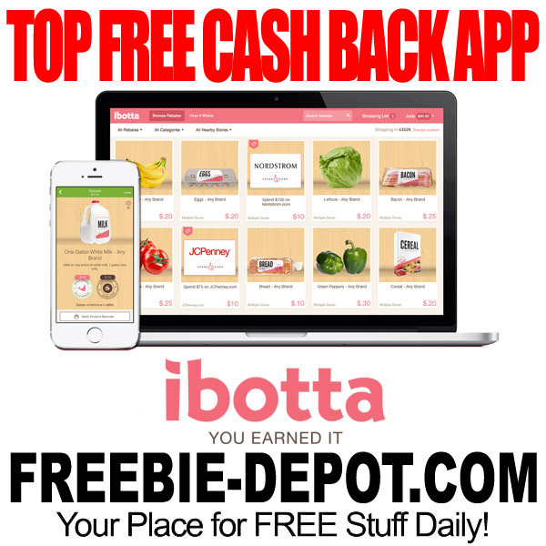 #1 FREE Cash Back Rebate App – FREE $10 CASH – FREE Grocery Money – FREE Online Shopping Rebates