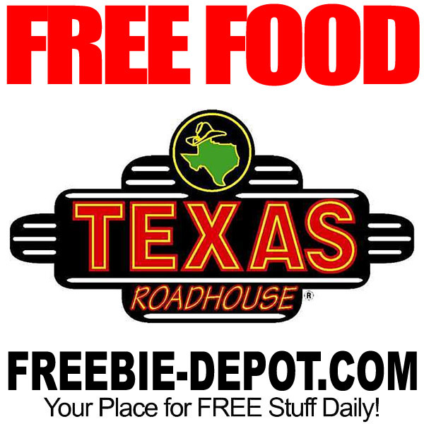 FREE FOOD – Texas Roadhouse – FREE Appetizer and more!