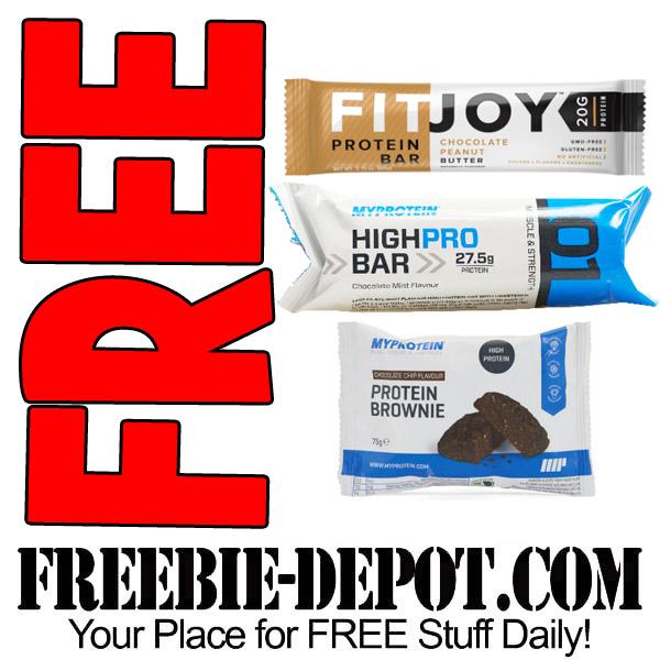 free-protein-bar