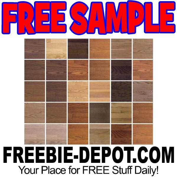 FREE SAMPLE – Hardwood Flooring Samples from HardwoodBargains.com
