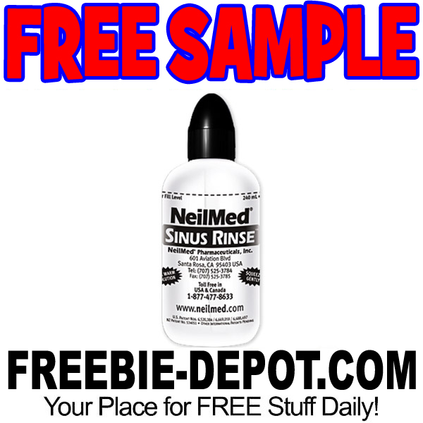 Free-Sample-Sinus-Rinse