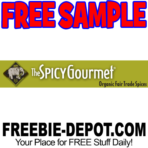 FREE SAMPLE – Spice Blend from The Spicy Gourmet