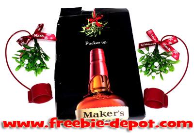 Free Maker S Mark Bourbon Whiskey Gifts Free Maker S