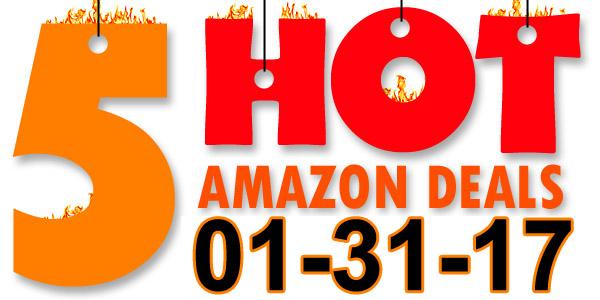 5-Hot-Amazon-Deals-1-31-17