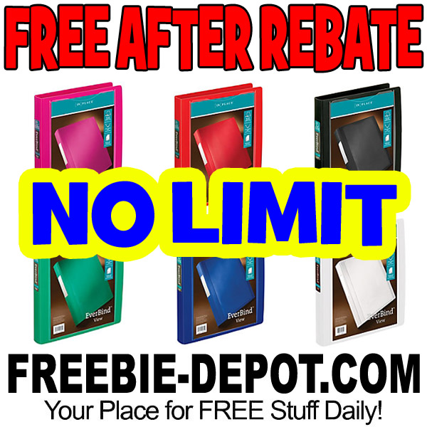 Free-After-Rebate-Binders-NO-LIMIT
