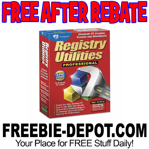 Free-After-Rebate-Registry-Utilities
