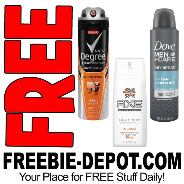 Free-Antiperspirant