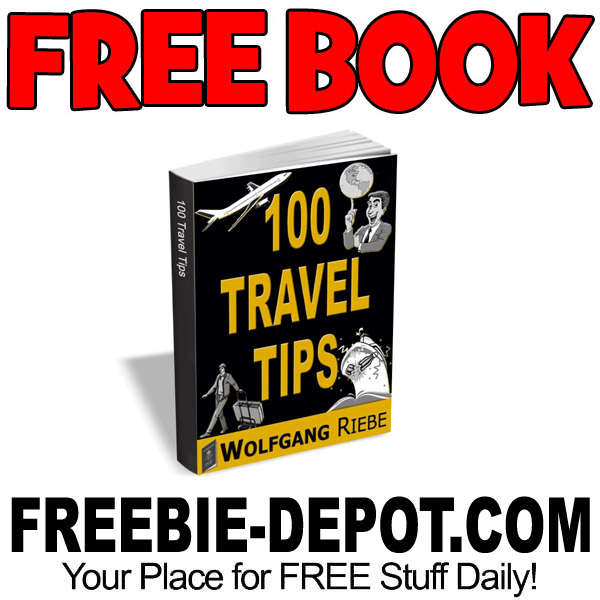 FREE BOOK – 100 Travel Tips