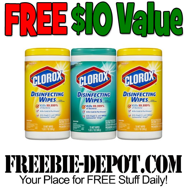 free-clorox