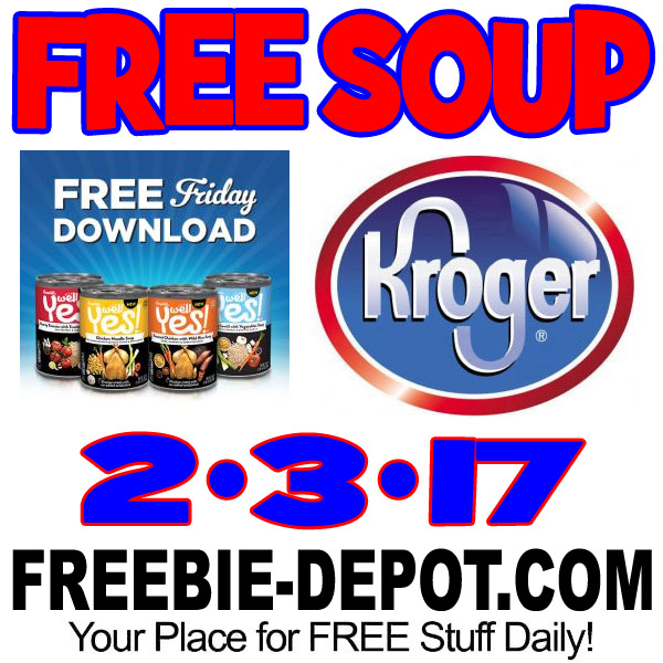 Free-Kroger-Soup