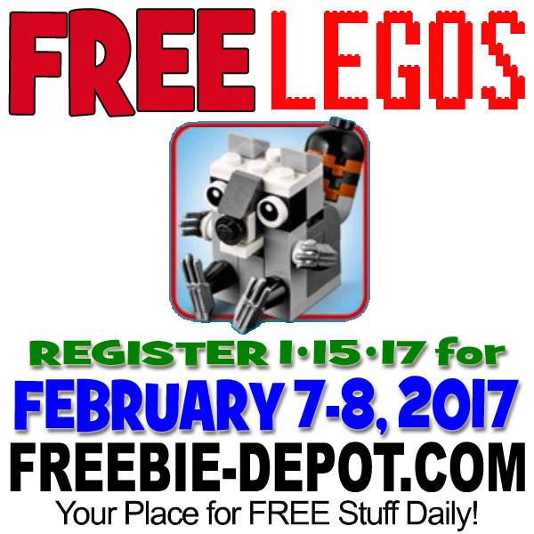Free-Lego-Raccoon
