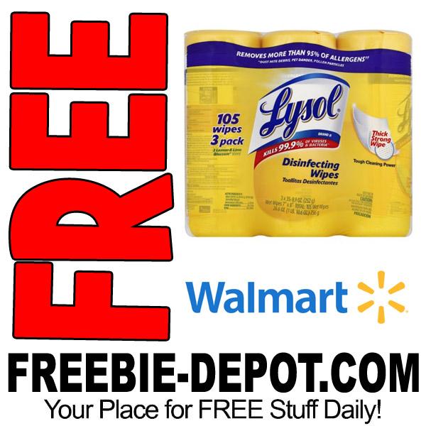 Free-Lysol-Walmart