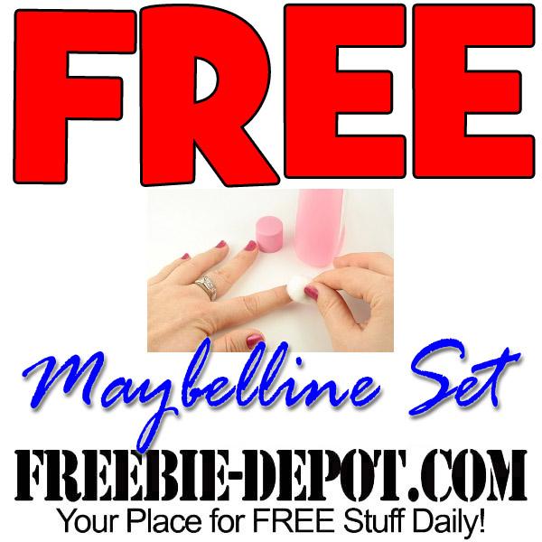 free-maybelline-set