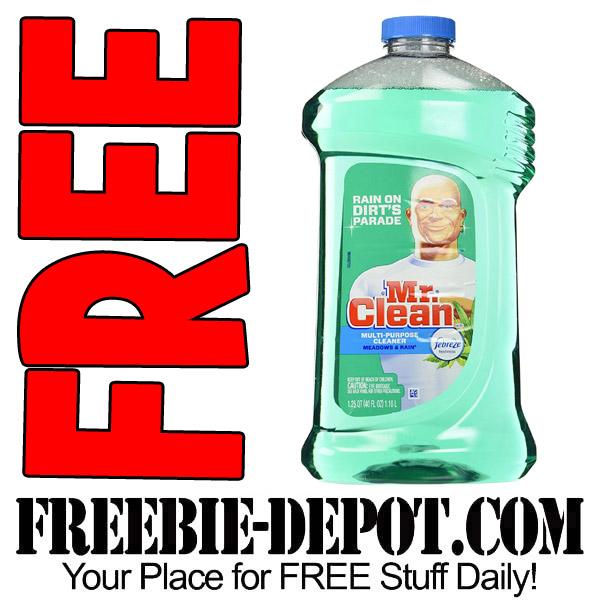 Free-Mr-Clean