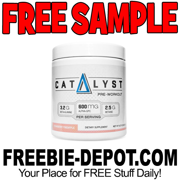 Free-Sample-Catalyst