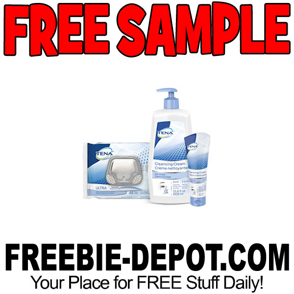 Free-Sample-Tena-Wipes