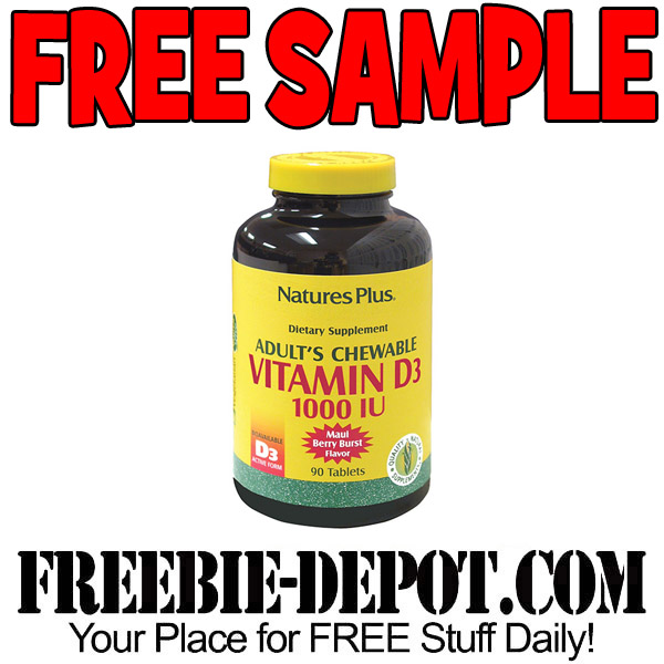 free-sample-vitamin-d