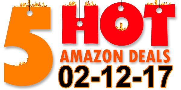 5-Hot-Amazon-Deals-2-12-17