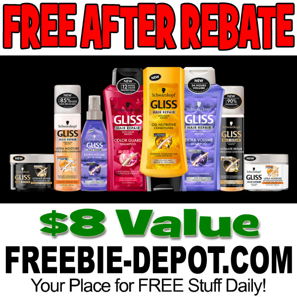 Free-After-Rebate-Gliss