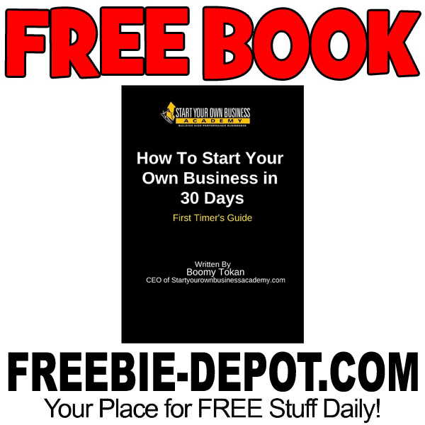 Free-Book-Start-Business