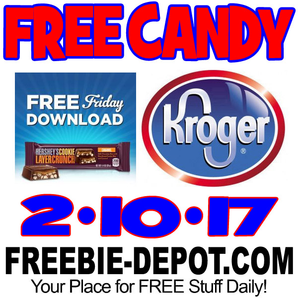 Free-Kroger-Hersheys
