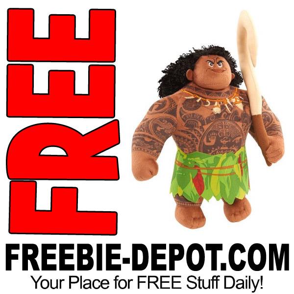 Free-Moana