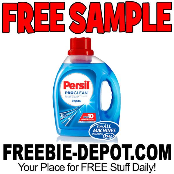 Free-Sample-Persil