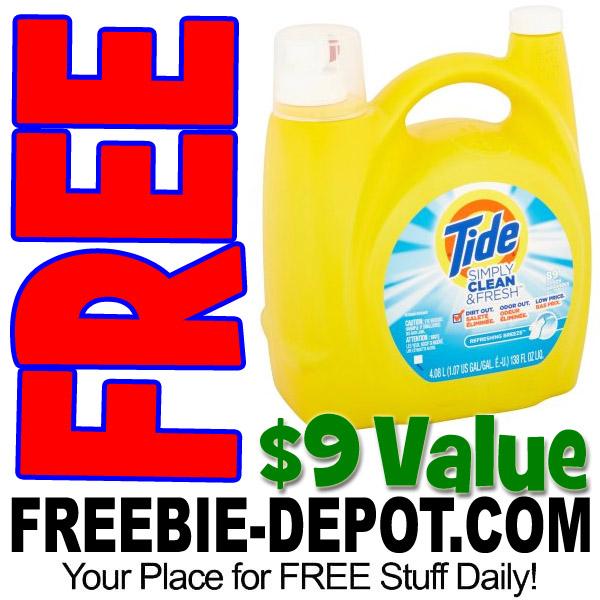 Free-Tide-Walmart