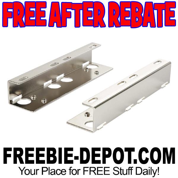 Free-After-Rebate-Bracket