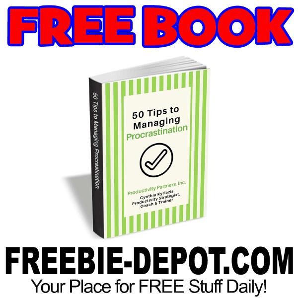 Free-Book-Procrastination