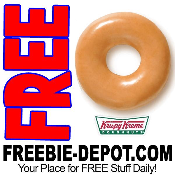 Free-Doughnut-KK