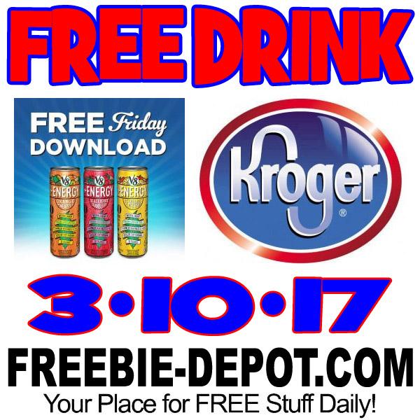 Free-Kroger-Drink