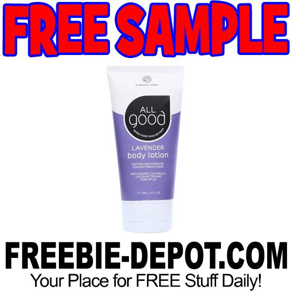 Free-Sample-All-Good
