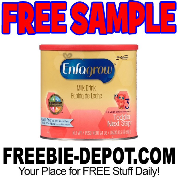 Free-Sample-Enfagrow