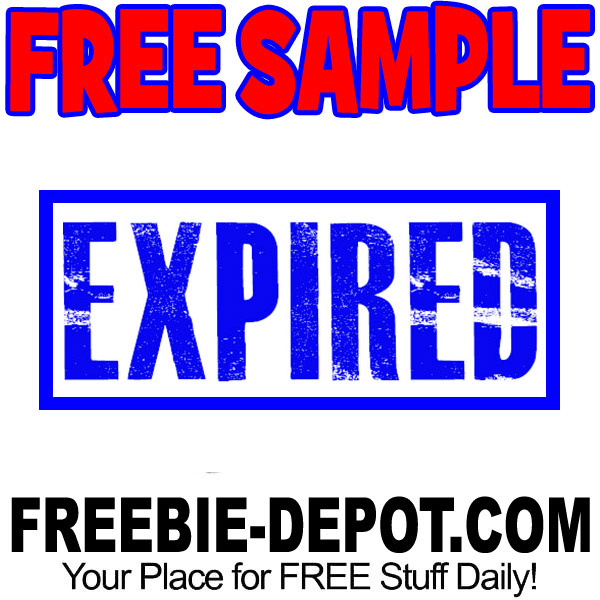 Free-Sample-Expired
