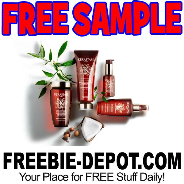 Free-Sample-Kerastase