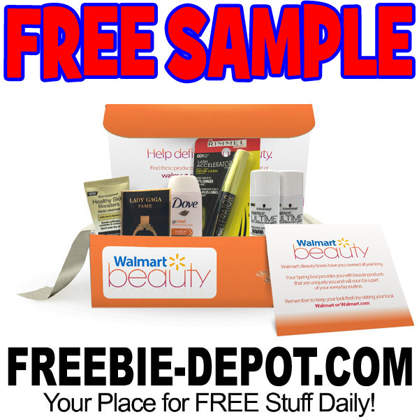 Free-Sample-Walmart-Beauty-Box